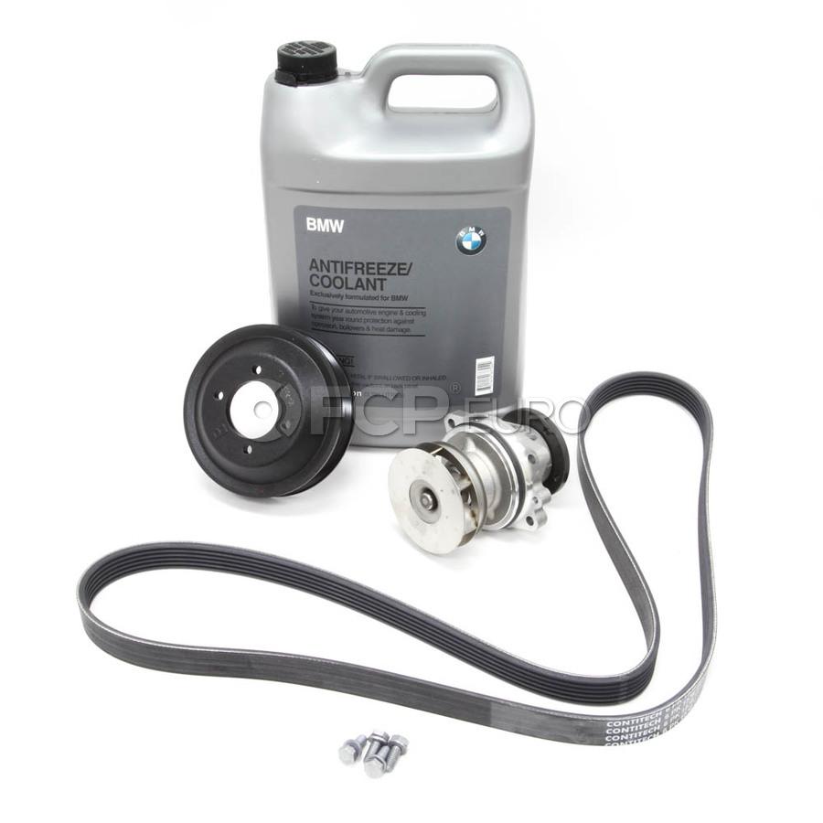 1999 bmw 323i water pump diagram [ 900 x 900 Pixel ]