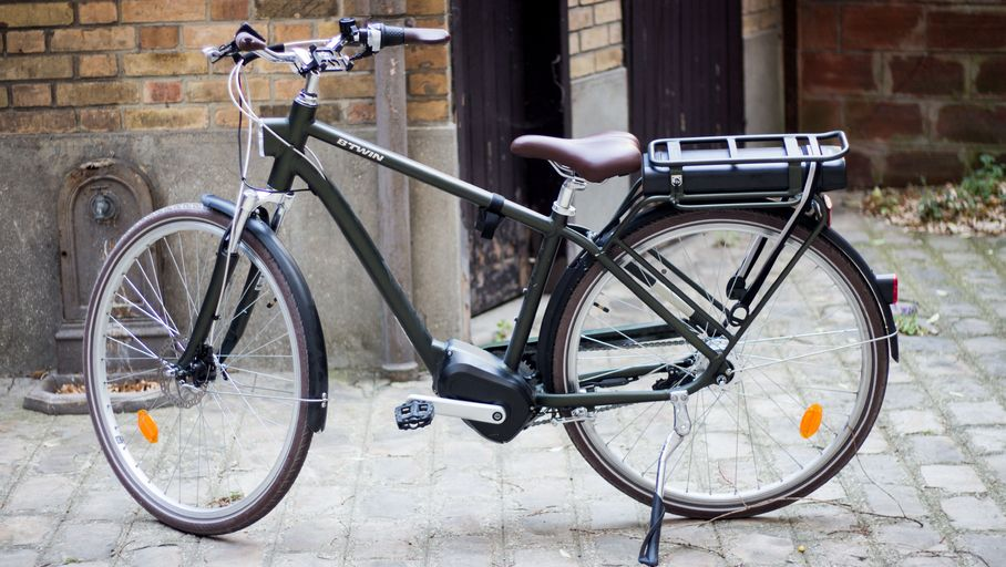 the autonomy of the btwin elops 920e