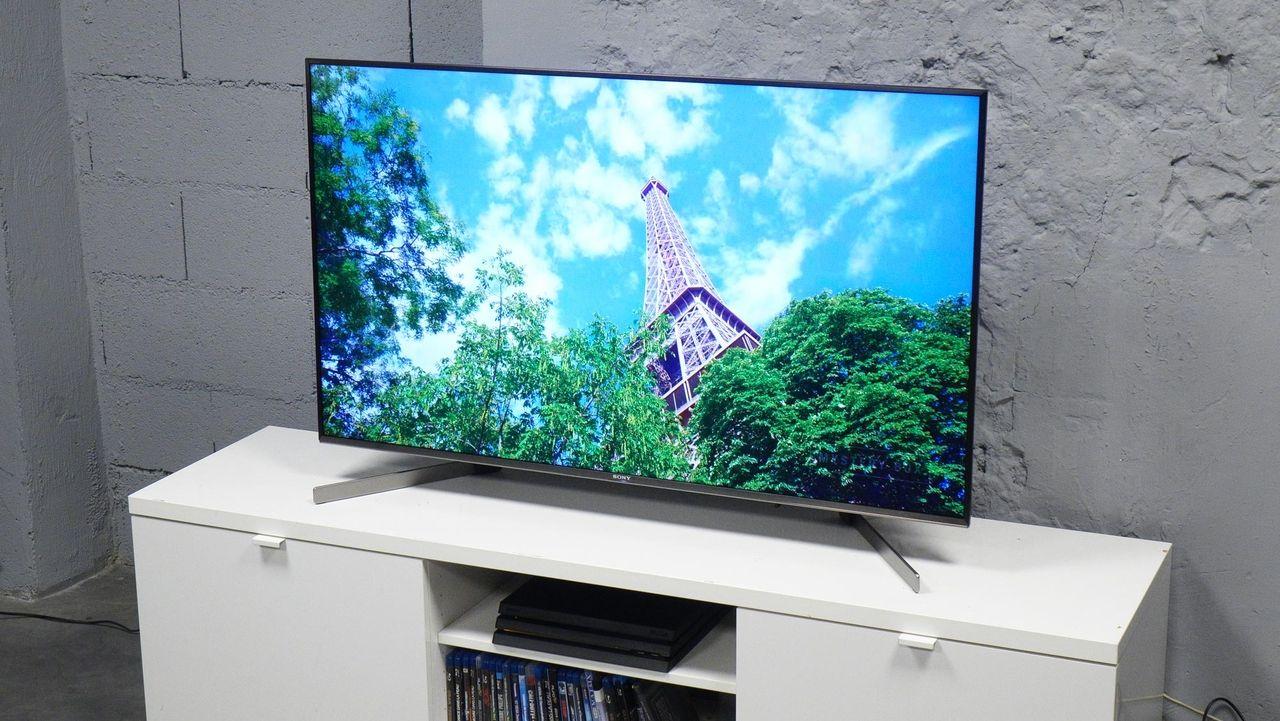 le sony kd 49xg9005 est le tv 4k de