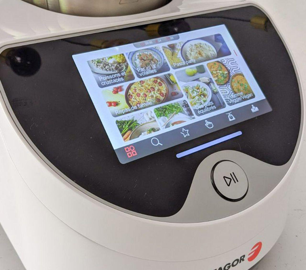 nouveau robot cuiseur multifonction