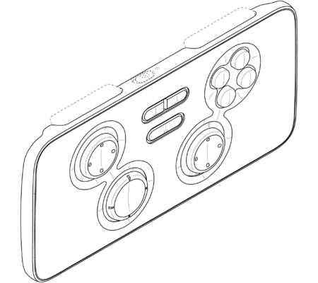 Un brevet de manette Bluetooth pour casque VR chez Samsung