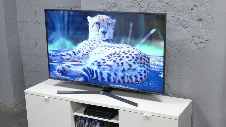 test tv samsung ue55ru7405 cherchez