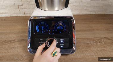 test robot cuiseur e zicom e zichef