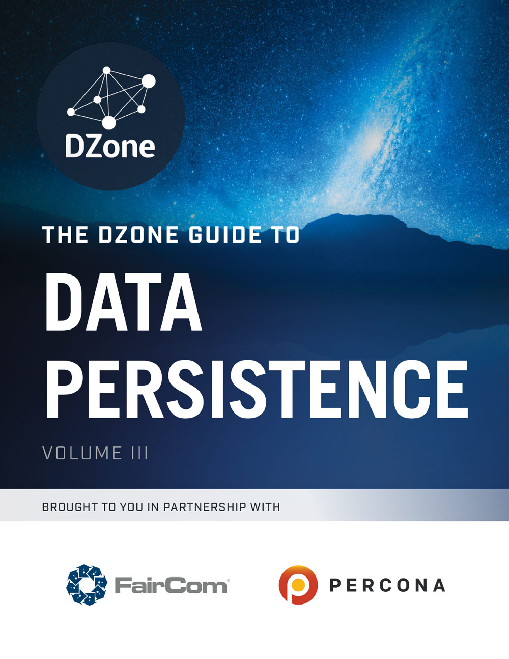 Database and Data Persistence Tools and Techniques  DZone  Research Guides