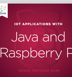iot applications with java and raspberry pi [ 1200 x 900 Pixel ]