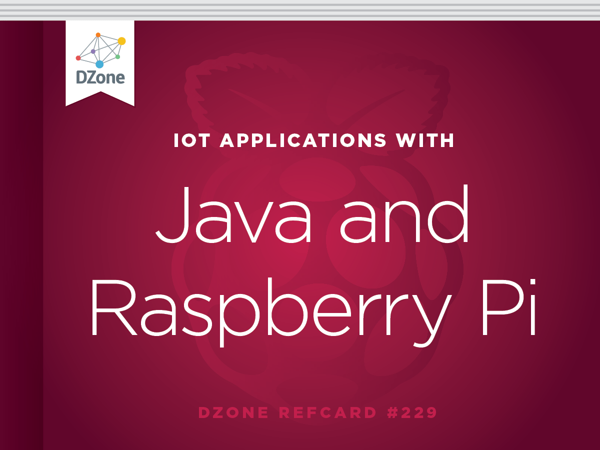 hight resolution of iot applications with java and raspberry pi