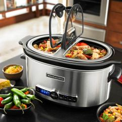 Kitchen Aid Slow Cooker High Quality Cabinets New Giveaway Kitchenaid 6 Quart Recipechatter
