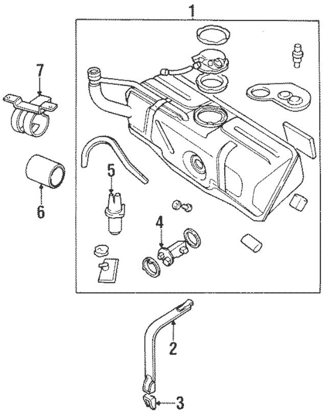 Jaguar Xj8 Fuel Filter