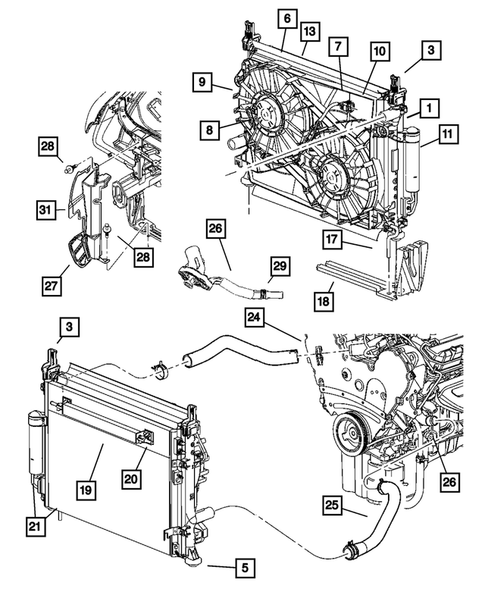2007 Dodge Charger Engine Diagram : 2007 Dodge Charger