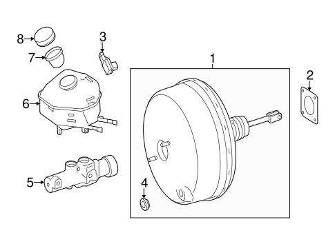 Hydraulic System for 2015 Mercedes-Benz Sprinter 2500