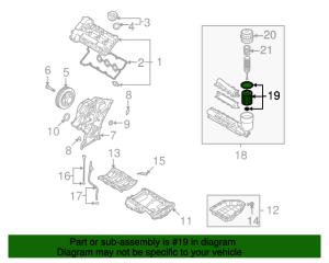 Oil Filter  Hyundai (263203C250) | Parts Hyundai