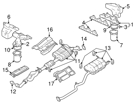 Front Suspension Diagram 2004 Hyundai Santa Fe