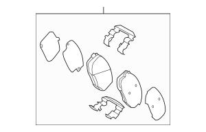 Elantra Brake Parts