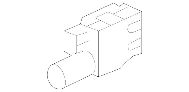 2009-2014 Honda Sensor Assembly, Humidity 80590-STX-A02