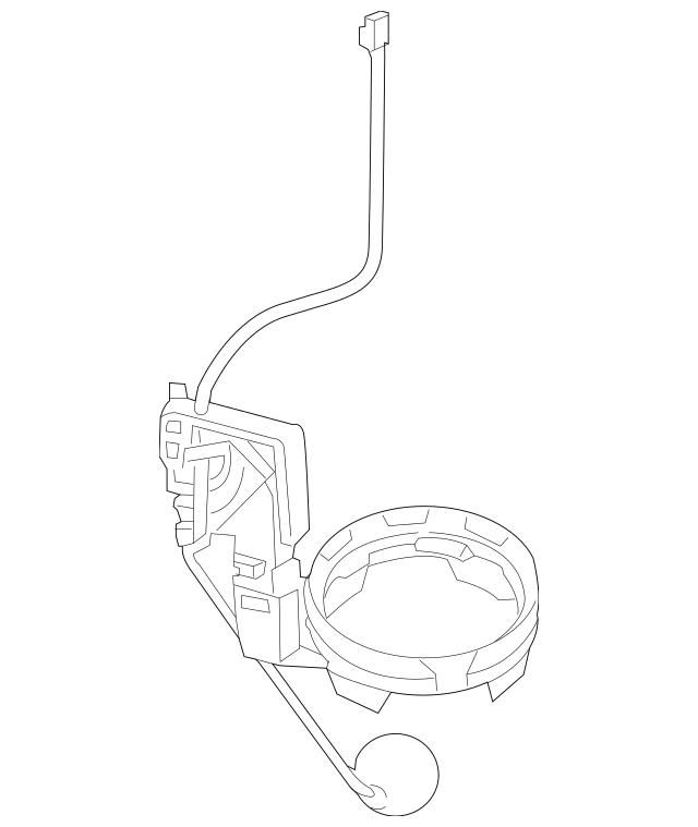 2011-2018 Porsche Cayenne Fuel Sender Unit 958-620-832-02