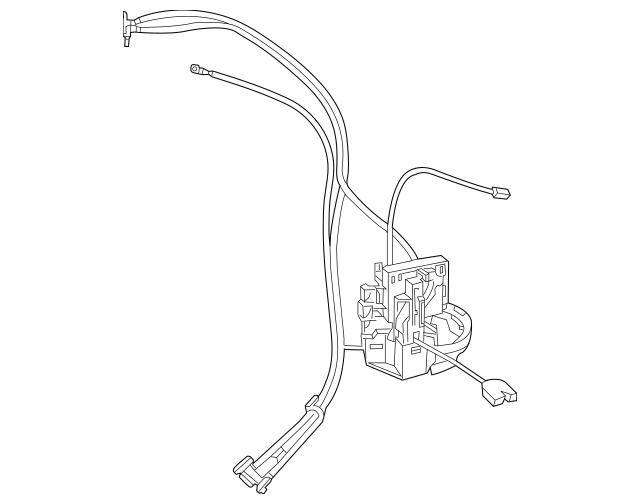 2011-2017 Porsche Cayenne Fuel Gauge Sending Unit 958-620