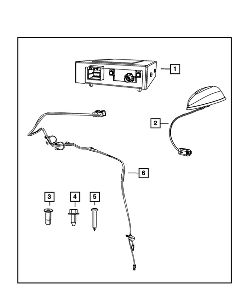 Radio, Antenna, Speakers, DVD, and Video systems for 2009