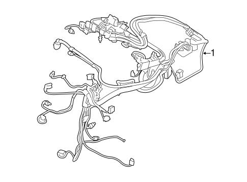Mini Cooper Countryman Parts Diagram