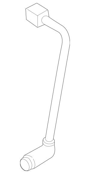 Genuine OEM Knock Sensor Part# GY01-18-921C Fits 2000-2001
