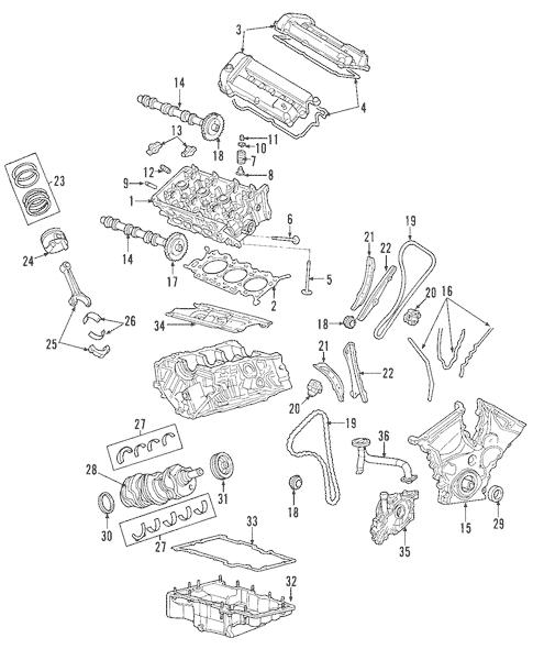 Freestyle Engine Diagram