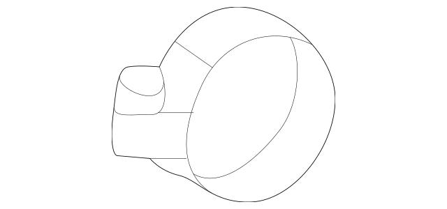 2002-2005 Mercedes-Benz Fuel Filter Clamp 000000-000674