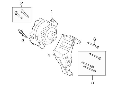 Alternator for 2006 Ford F-150