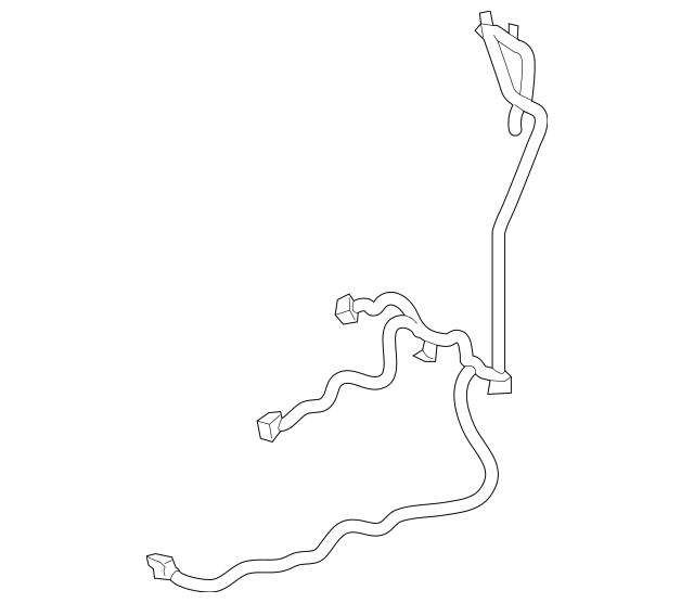 96 accord wire harness