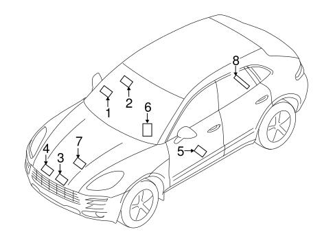 Diagram Of Porsche Engine Flat 6