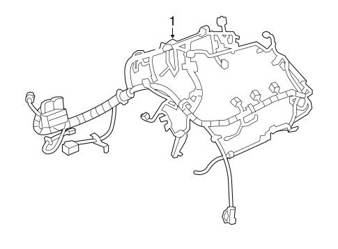 2014 Chevy Malibu Wiring Harness : 32 Wiring Diagram