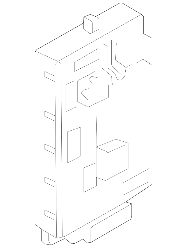 Genuine OEM Mini Fuse Box Main Part# 61-35-9-813-622 Fits