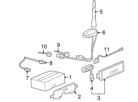 Hummer H2 2003 Parts
