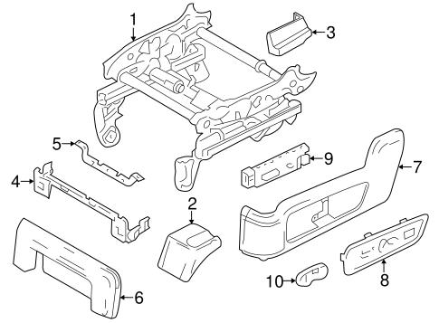 2008 Lincoln Navigator Parts