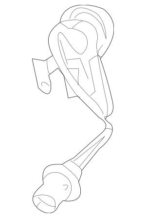 Buy this Genuine 2009 Kia Borrego Wire Harness 92490-2J000
