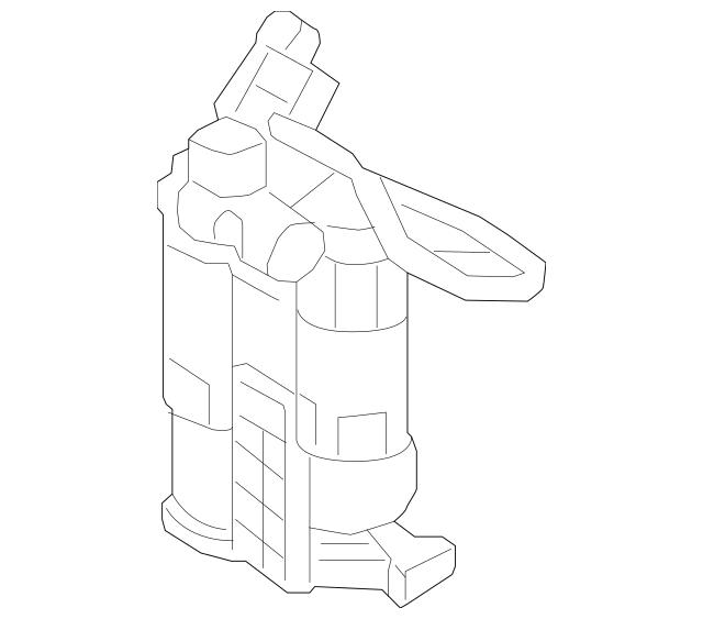 Mercedes-Benz Fuel Delivery Module (205-470-85-01-64