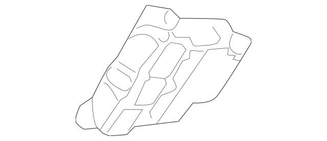 2007-2008 Honda ELEMENT 5-DOOR Switch Assembly, Radio