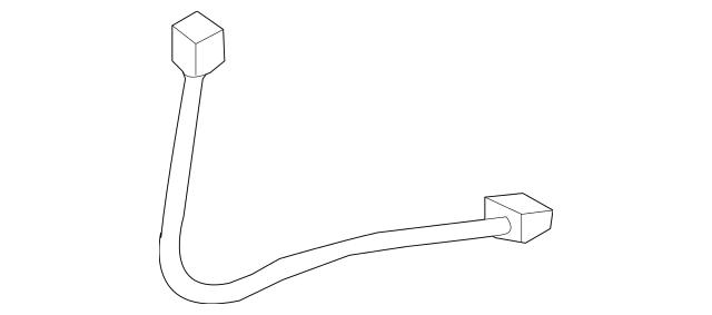 2006-2008 Honda PILOT 5-DOOR Sub-Wire, Opds (Normal) 81312