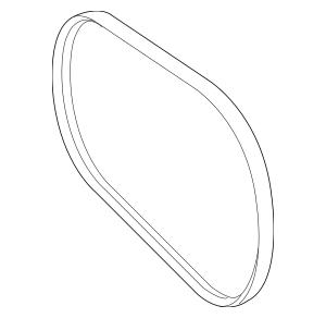 2011-2019 Mercedes-Benz Serpentine Belt 002-993-67-96