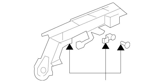 Honda Sensor Assembly, Weight (Outer) (81167-SLN-A01