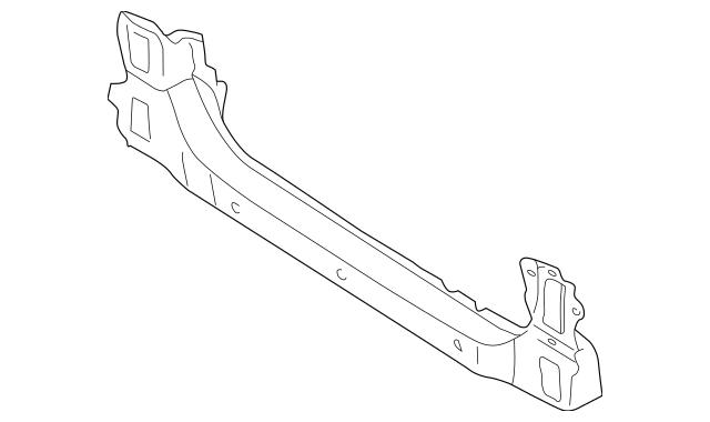 2000-2001 Nissan Maxima Lower Tie Bar 62530-2Y000