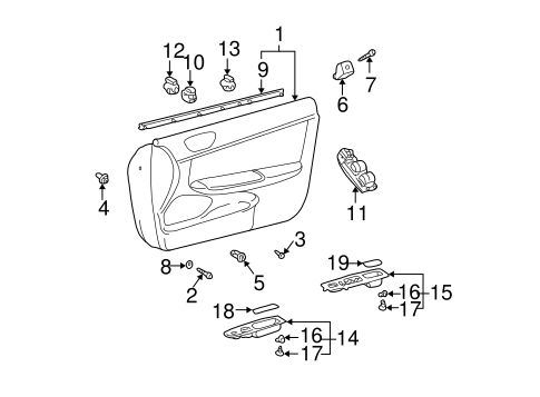 Toyota Interior Trim Codes, Toyota, Free Engine Image For