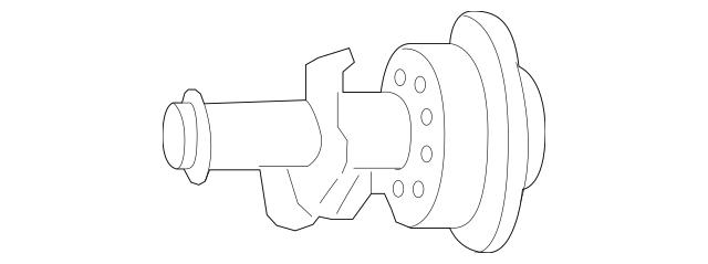 2009-2018 Mercedes-Benz Injection Nozzle 164-490-05-13