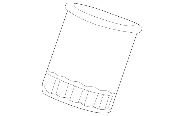 Filtech Honda Oil Filter