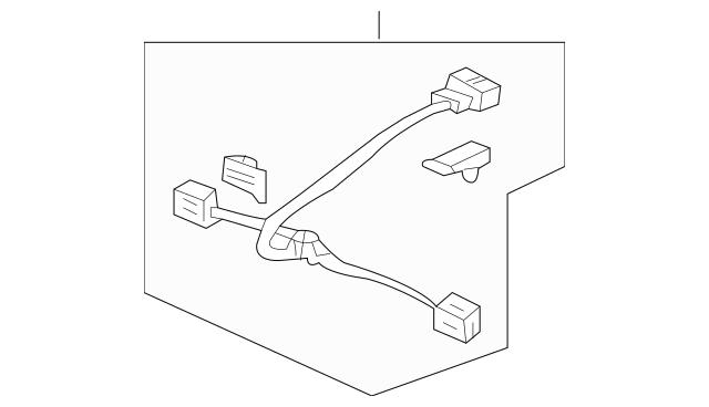 Honda Cord, R Manual Seat (Heated) (81311-S9V-A00