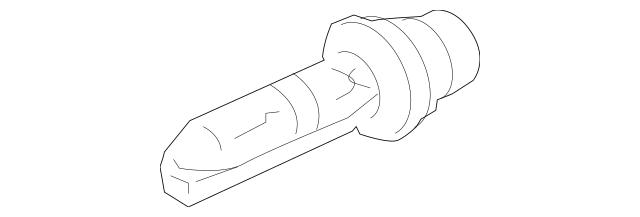 2002-2014 Acura Bulb, Headlight (D2S) (Hid) (Stanley