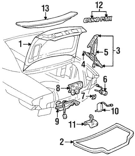 2002 Pontiac Grand Prix 3 8 Engine Diagram