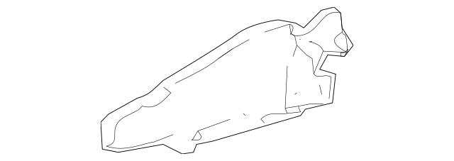 Buy this Genuine 2003-2006 Mitsubishi Lancer Core MN154057