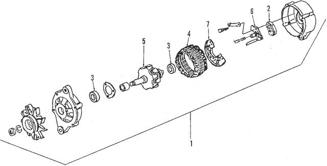Nissan Pathfinder Alternator Wiring Diagram. . Wiring Diagram