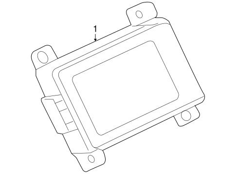 Mitsubishi Astron Engine Diagram