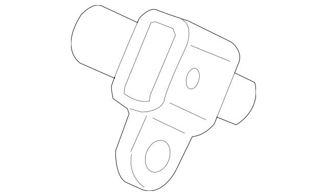 Genuine OEM Camshaft Position Sensor Part# 25192205 Fits