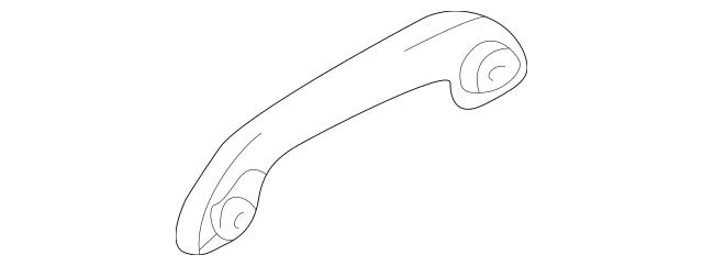 Buy this Genuine 2003-2006 Mitsubishi Outlander Grip
